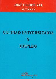 Calidad Universitaria y Empleo