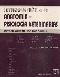 Introducción a la Anatomía y Fisiología Veterinarias