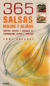365 Salsas, mojos y aliños