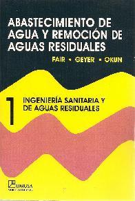 Abastecimiento de Agua y Remoción de Aguas Residuales 1