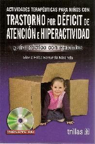 Actividades Terapéuticas para niños  Transtorno por Déficit de Atención e Hiperactividad
