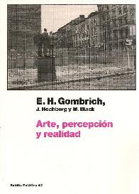 Arte, percepción y realidad