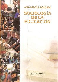 Sociologia de la Educacion temas y persperctivas fundamentales