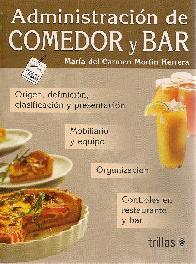 Administración de Comedor y Bar