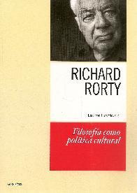 Filosofía como política cultural