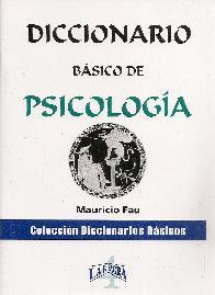 Diccionario básico de Psicología