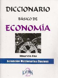 Diccionario básico de Economía