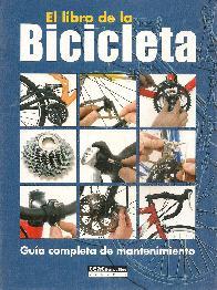 El libro de la Bicicleta Guia completa de mantenimiento