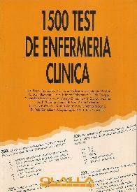 1500 test de enfermería clínica