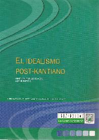 El Idealismo Post-Kantiano