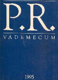 P.R. vademecum 1995