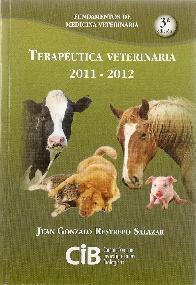 Terapéutica Veterinaria 2011 - 2012