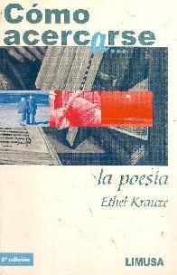 Cómo acercarse la poesía