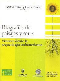 Biografiías de paisajes y seres