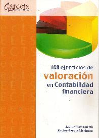 108 EJERCICIOS DE VALORACION EN CONTABOLIDAD FINANCIERA