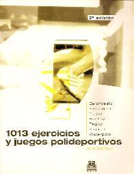 1013 ejercicios y juegos polideportivos