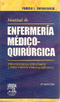 Manual de enfermeria medico quirurgica