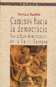 Caminos hacia la democracia
