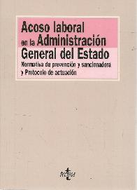 Acoso laboral en la Administración general del Estado