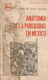 Anatomia de la publicidad en Mexico
