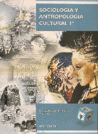 Sociología y Antropología Cultural 1 Curso Nivel Medio