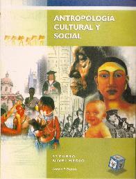 Antropología Cultural y Social 2do Curso Nivel Medio