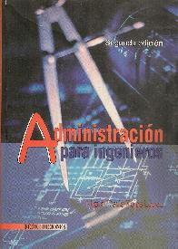 Administracion para Ingenieros