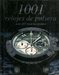 1001 relojes de pulsera