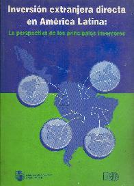 Inversion extranjera directa en America latina