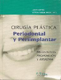 Cirugia Plastica. Periodontal y periimplantar