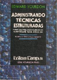 Administracion Tecnicas  Estructurado