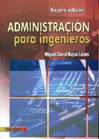 Administración  para ingenieros