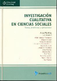 Investigacion cualitativa en ciencias sociales