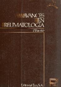 Avances en Reumatologia