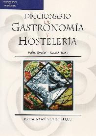 Diccionario de Gastronomia y Hosteleria