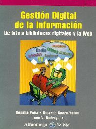 Gestion digital de la informacion