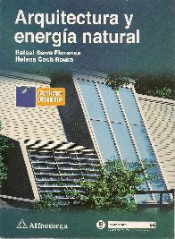 Arquitectura y energia natural