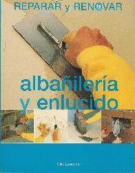 Albañileria y enlucido