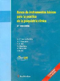 Banco de Instrumentos Basicos para la practica de la Psiquiatria Clinica CD