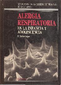 Alergia respiratoria en la infancia y adolescencia
