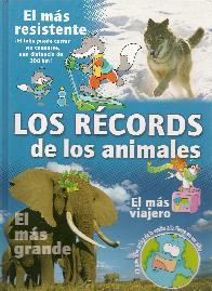 Los Records de los Animales