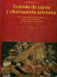 Tratado de Carne y Charcuteria Artesana CADA TOMO