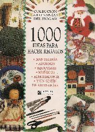 1000 ideas para hacer regalos