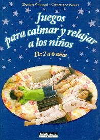 Juegos para calmar y relajar a los niños