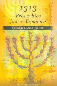 1313 Proverbios Judeo-Españoles