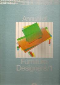Anual of Furniture Designers/1  2 Ts