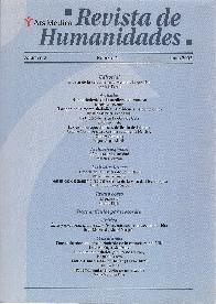 Revista de Humanidades Vol 2 Nº 1 Junio 2003