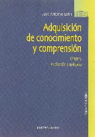 Adquisicion de conocimiento y compresion