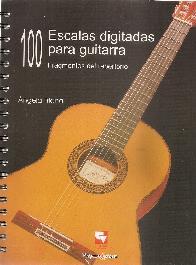 100 Escalas digitadas para guitarra