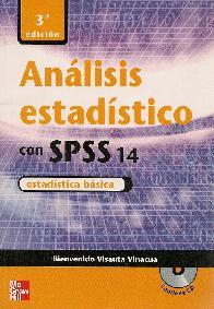 Analisis estadistico con SPSS 14. Estadística básica